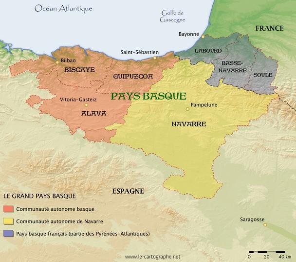 Pays basque   Les attentats d'ETA