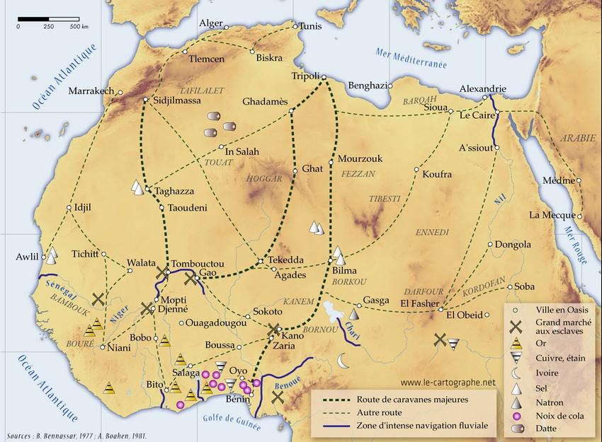 Carte Afrique Gao.Le Cartographe Net Cartographe Independant