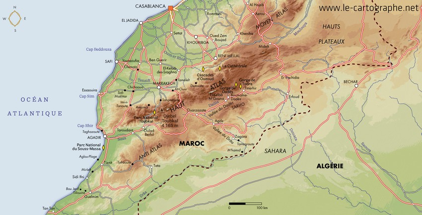 Serious Guide   Cartographie pour guide touristique